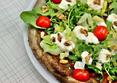 Ristorante al Solito Posto di Terranuova Bracciolini pizza e noci